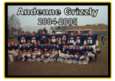 Team Grizzly 2004-2005